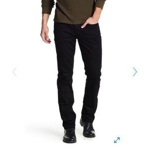Joes Brixton Fit Black Jeans